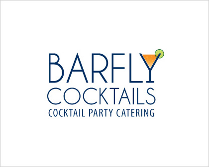 Barfly Cocktail - Logo Design