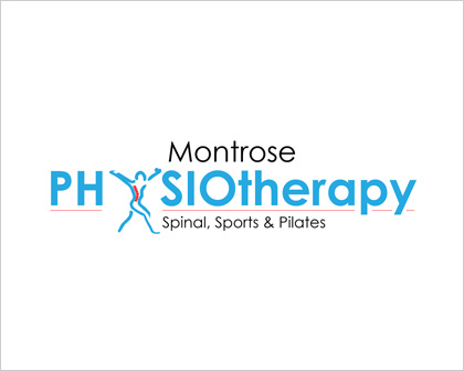 Montrose Physiotherapy Logo Design