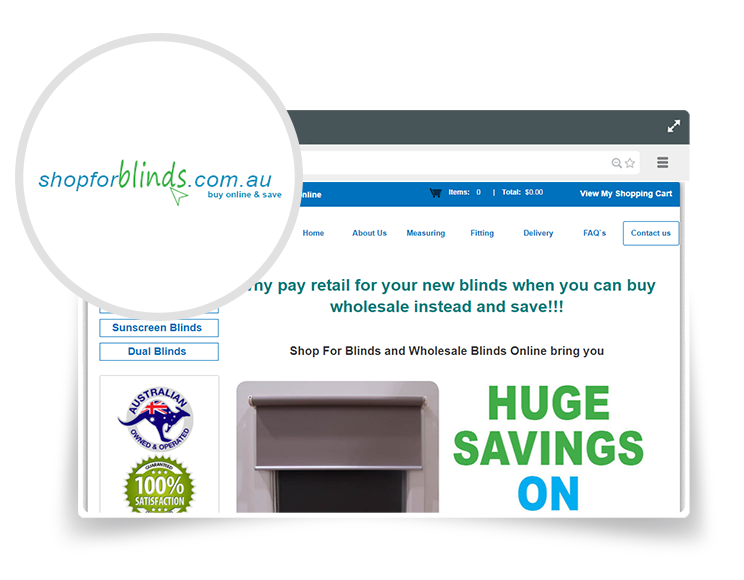 Shop for Blinds
